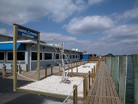 Restaurants Of The Crystal Coast Carteret County Southern Outer Banks N C Channel Marker Home In Atlantic Beach Nc Best